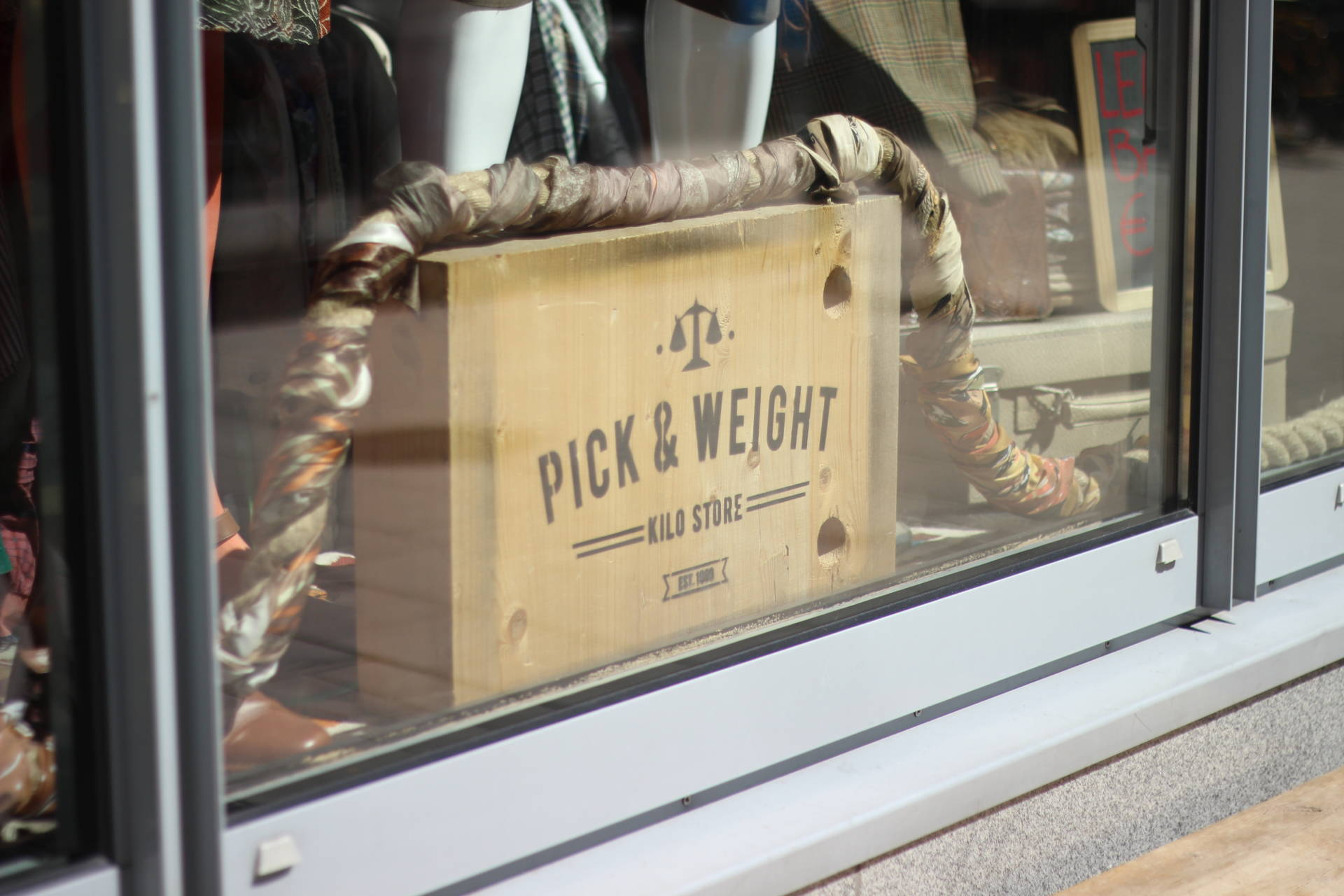 Pick & Weight Munich